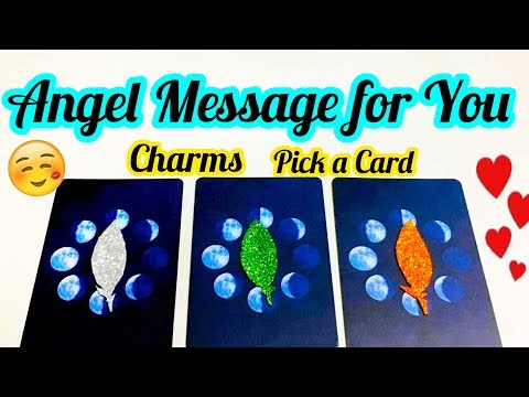 Angel message for you || pick a card || Taro cards reading ||