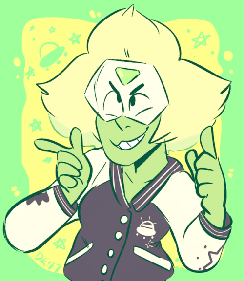dork-nerd said: Peridot in F1? Answer: gotta lot of requests for this and honestly? im glad