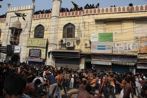 Documenting Moharam In Delhi Ashura Kashmiri Gate 2013 by firoze shakir photographerno1