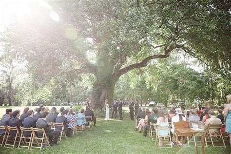 May Wedding at Magnolia Plantation and Gardens by The