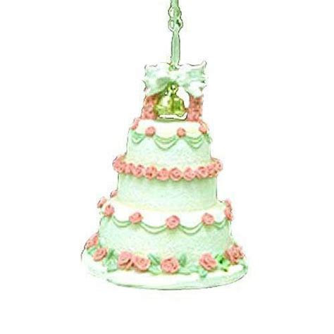 Wedding Cake Ornament   eBay