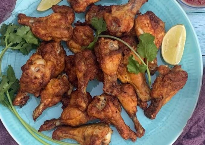 Recipe of Speedy Air fryer - Fried chicken wings