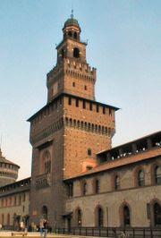 The Torre del Filarete.