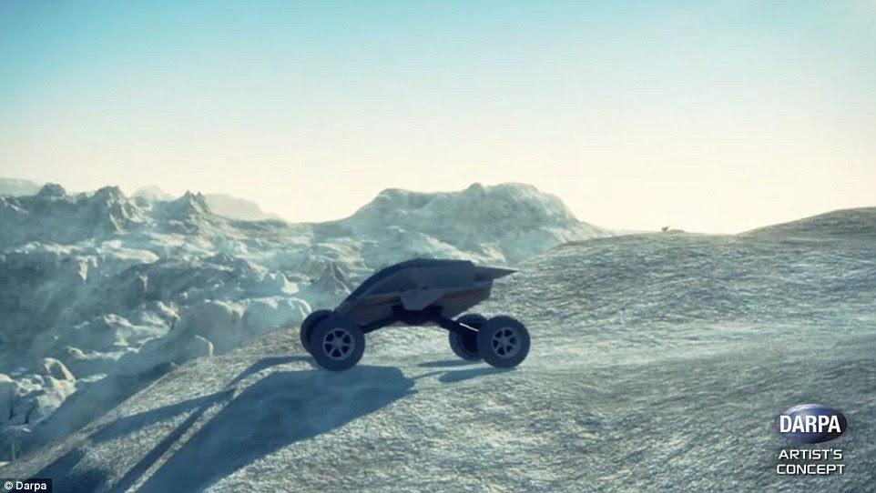 Resultado de imagen para Radically Enhanced Mobility