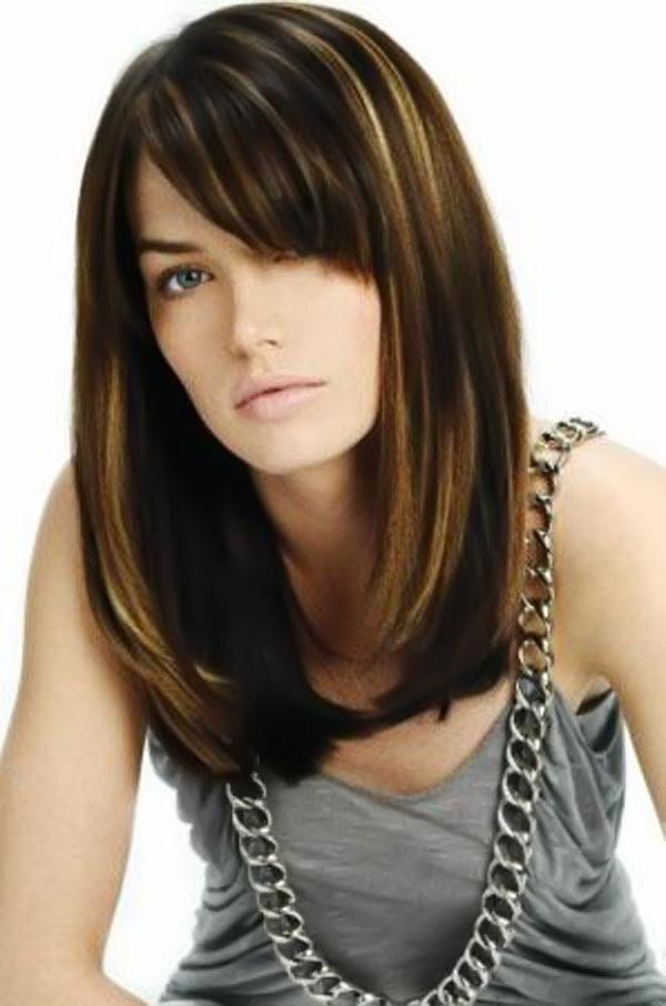 12 Long  Haircuts  With Bangs Learn Haircuts