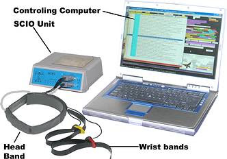 QXCI-SCIO BioFeedback System
