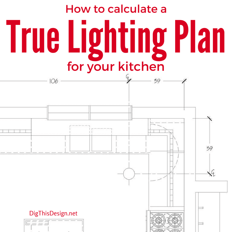 true lighting plan