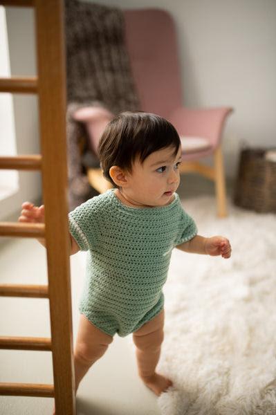Porter Romper (Crochet)