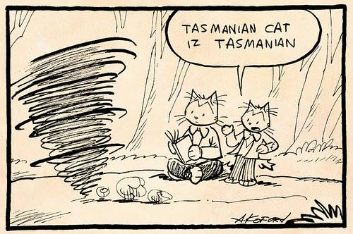 Laugh-Out-Loud Cats #1868 by Ape Lad