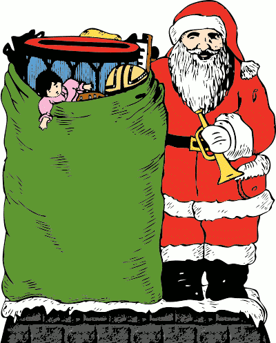 Free Animated Santa Claus Pictures Download Free Clip Art Free