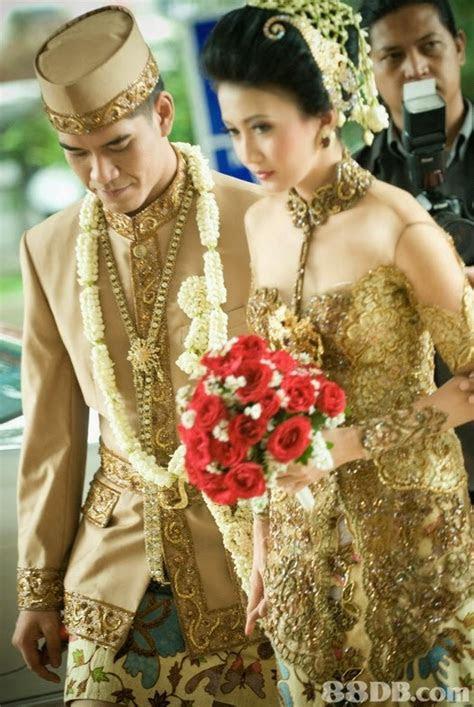 kumpulan foto model baju kebaya  pernikahan trend