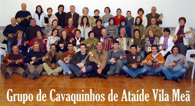 CAVAQUINHOS DE VILA MEÃ
