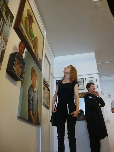 Impromptu exhibit, Artpsace Shreveport by trudeau