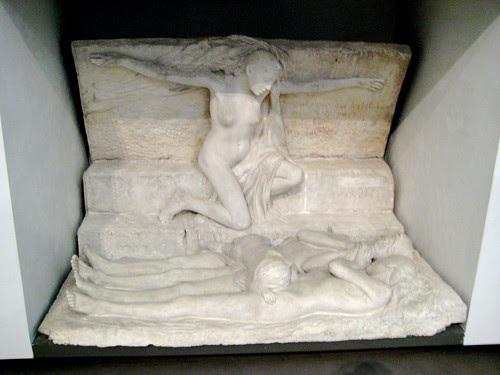 Monument aux morts (detail), Albert Bartholome by Devub