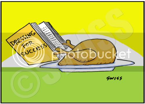 Funny Thanksgiving Turkey Kitchen Cutting Board
