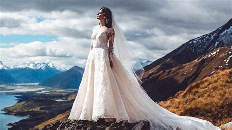 Anne Curtis Tells Story Of Her Monique Lhuillier Wedding Gown