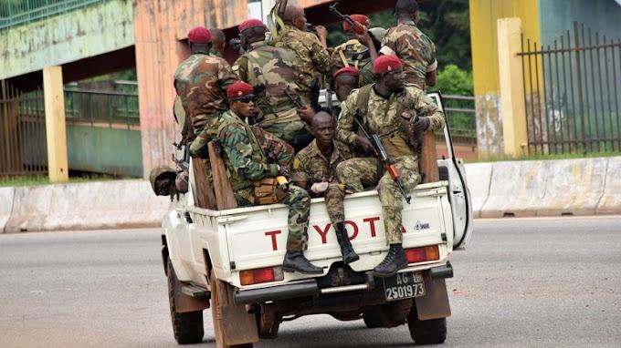 «Ситуация очень сложная»: что известно о попытке государственного переворота в Гвинее