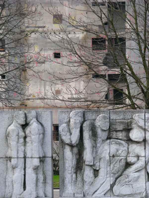 Monumento Soviético em Berlim
