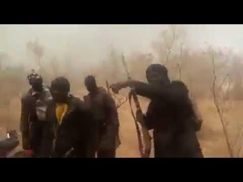 Kalli: Yadda ake Ragar gazar Kidnappers a zamfara