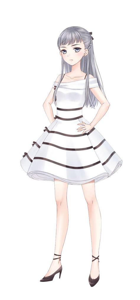 anime girl dress ideas  pinterest manga anime
