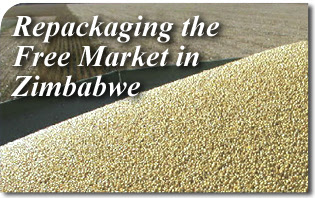 Repackaging the Free Market in Zimbabwe