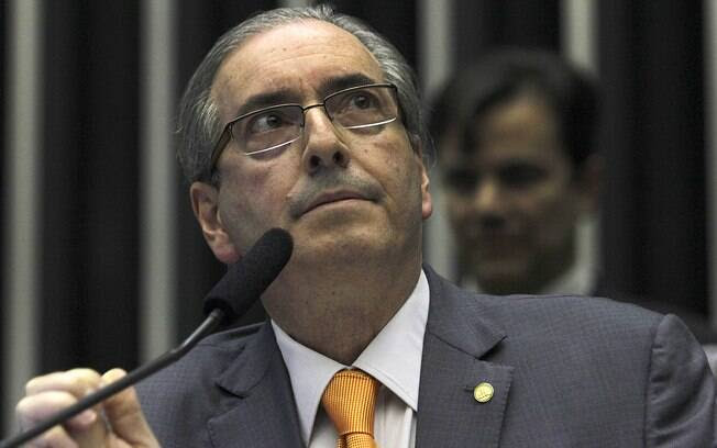 """""""Eu agora sou oposição ao governo. Essa lama, em que está envolvida a corrupção da Petrobras, cujos tesoureiros do PT estão presos,  eu não vou aceitar estar junto dela."""". Foto: Alan Sampaio / iG Brasília"""