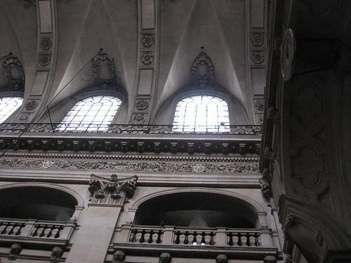 St Paul's in Paris