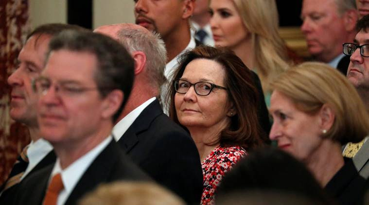 Gina Haspel offered to withdraw over interrogation program
