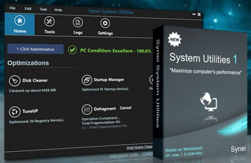 Synei System Utilities 1.45 Portable