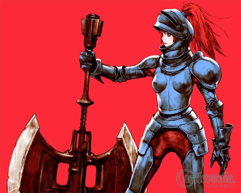 Old Axe Armor