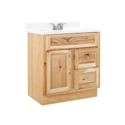 RSI Home Products HNHK30DY Hampton 30 in. Vanity Cabinet ...