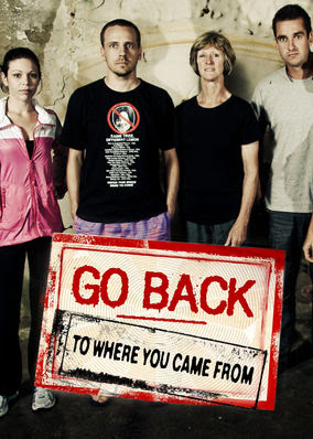 Go Back to Where You Came From - Season 2