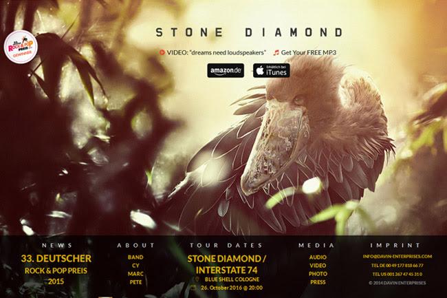 Stone Diamond screenshot