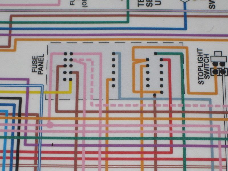 1969 Camaro Fuse Box Wiring Diagram 1965 Dodge 100 Wire Harness Bege Wiring Diagram