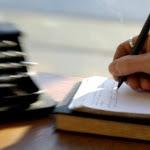 thinking writing