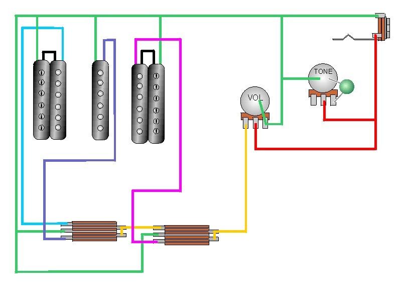 Diagram 2 Humbucker 1 Volume 11 Wiring Diagrams Full Version Hd Quality Wiring Diagrams Quizengine Arapa Fr