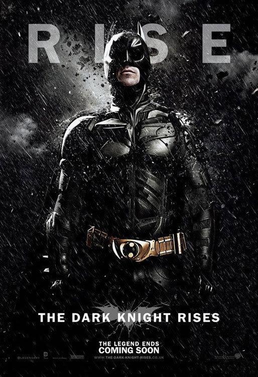 Resenha Batman O Cavaleiro Das Trevas Ressurge Fecha Trilogia No