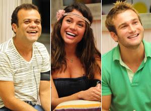 Final: Daniel, Maria ou Wesley?  Vote em quem deve vencer