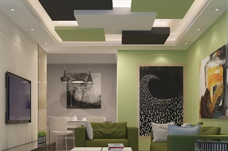 Recommended Home Designer: Bedroom New Ceiling Design