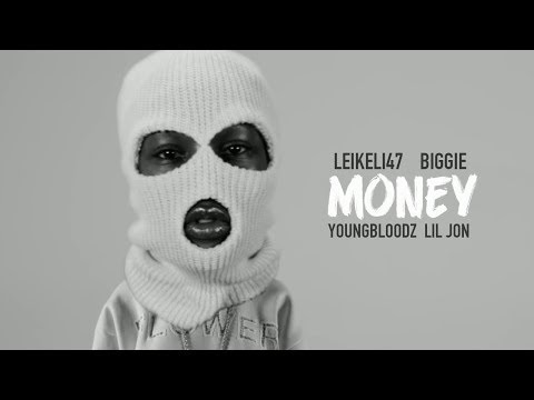Leikeli47 x Biggie x Youngbloodz x Lil Jon - Money