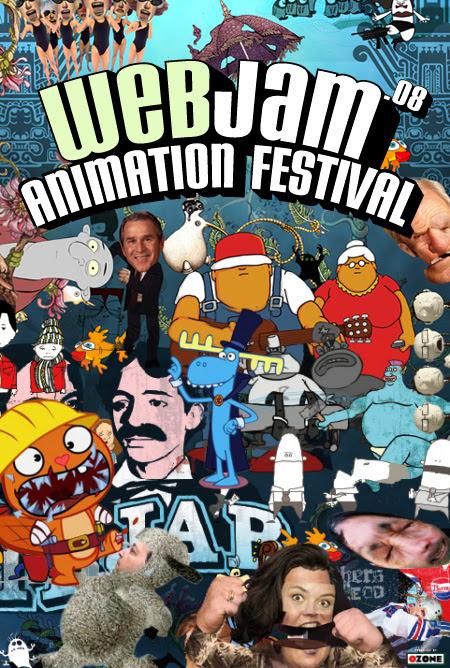 Animation WebJam 2008