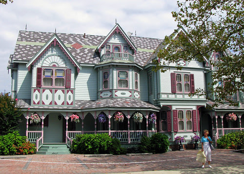 Victorian House #1c