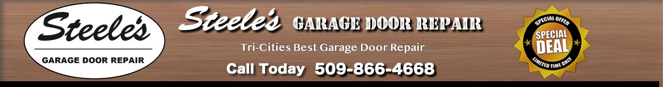 Steele S Garage Door Repair Tri Cities Best Garage Door Company