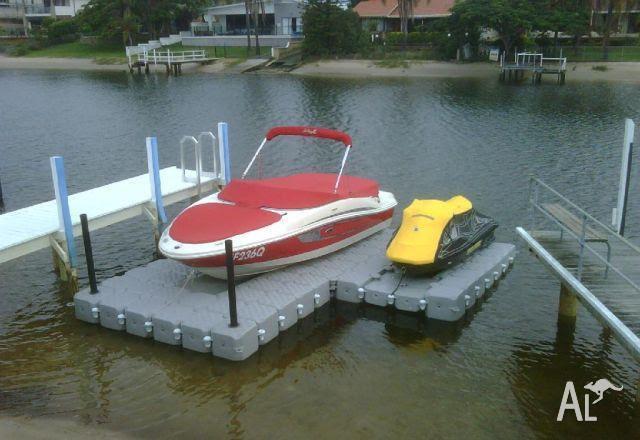 Karmiz: Topic Homemade boat lift motor