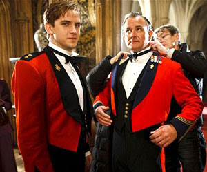 matthew and lord grantham