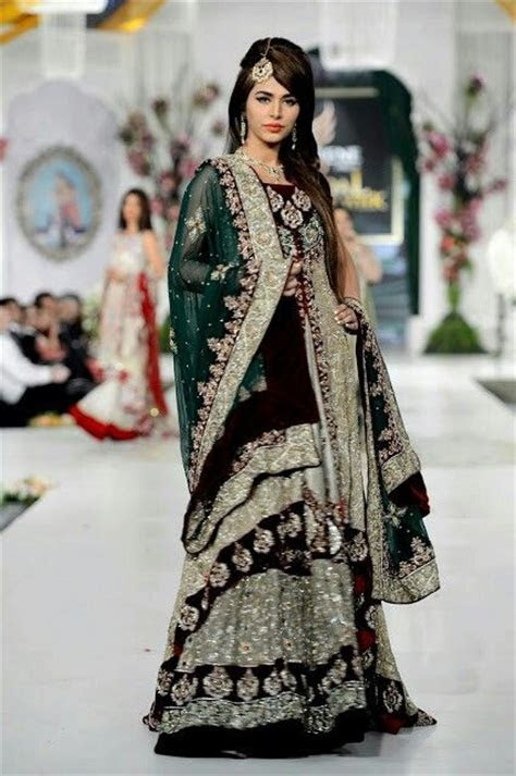 33 best images about Pakistani Bridal Wedding Dresses on