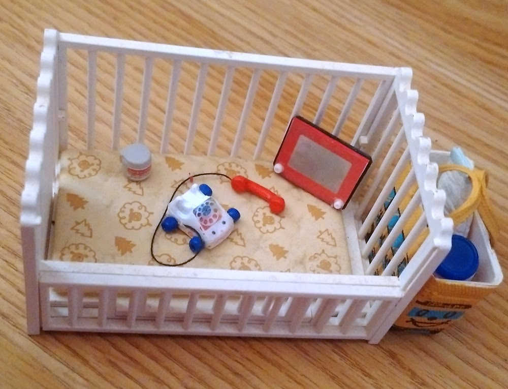 Miniature Fisher Price Chatter Phone