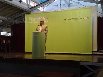 A sociedade F5C foi responsável pela campanha autárquica de António Costa em 2009. Foto de rtppt, Flickr.