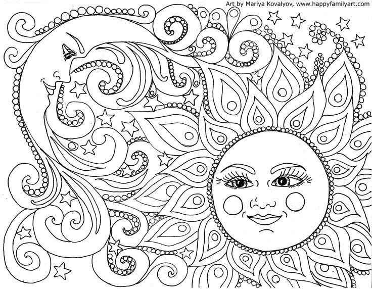 Printable Adult Coloring Pages – kane