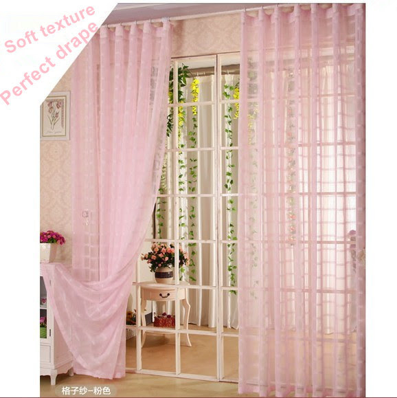 Aliexpress.com : Buy European high end living room sheer curtains ...